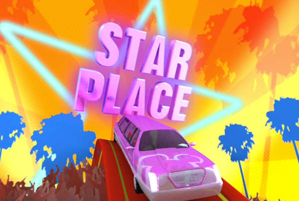 Disney Star Place