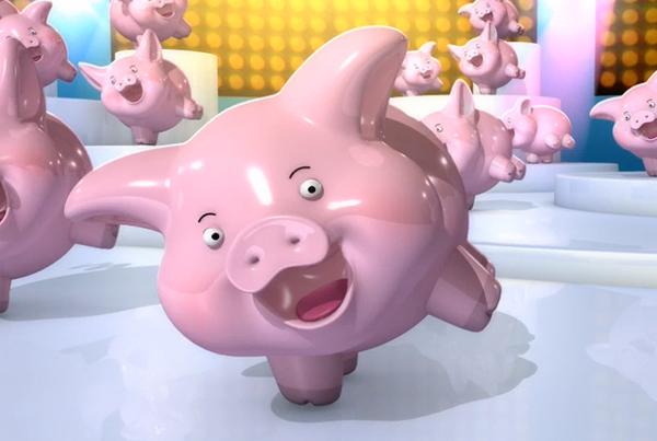 Les 20 P'tits cochons